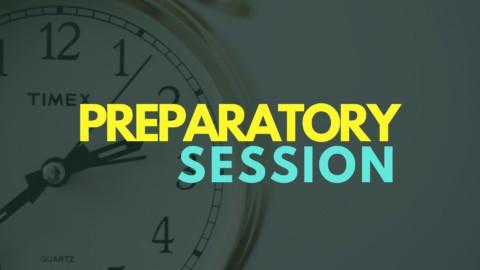 LB0 – Preparatory session