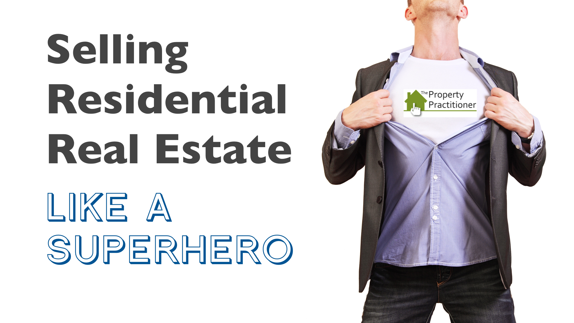 Cover image for the course, Selling like a super hero